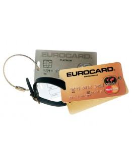Bagasjebrikker Card