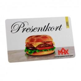 Plastkort med trykk